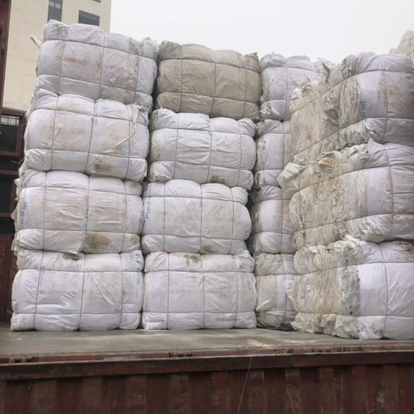 灰色标准物流包编织袋回收