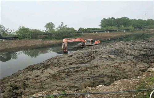 青海海西蒙古族藏族自治州水上船挖机出租是什么