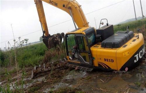 北京平谷区水挖机租赁水上挖机浮箱生产工艺