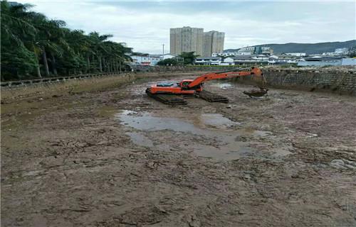 水陆挖机租赁北京海淀区2019水路两栖挖机专卖店