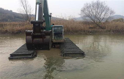 吉林延边自治州水挖机租赁全国哪家好