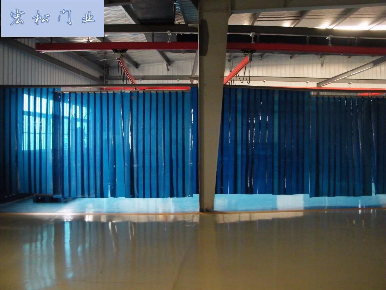 供应电焊弧光帘防护屏