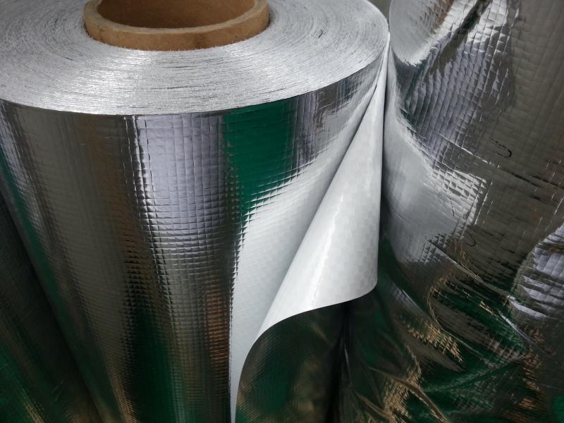 真空设备 包装镀铝膜 编织布 机器包装铝箔膜 防潮 海运铝塑袋 编织袋