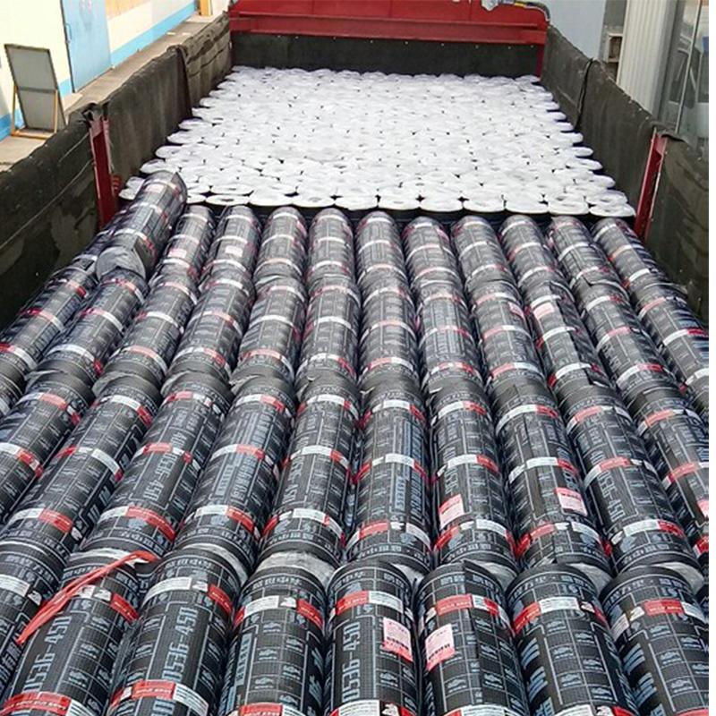 喜报:柏乡县市防水卷材厂